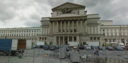 Teatr Narodowy ewakuowany!