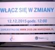 Podróż do przyszłości Warszawy Maszyną Einsteina