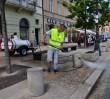 Wiosenne porządki na Krakowskim Przedmieściu. Umyją 23 tys. m2 chodników