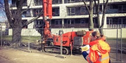 Rozbudowa metra. W maju czekaja nas utrudnienia
