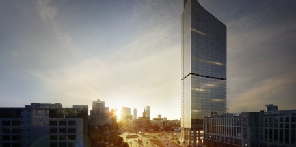 W stolicy stanie 195-metrowy wieżowiec. Z tarasem widokowym dostępnym dla wszystkich