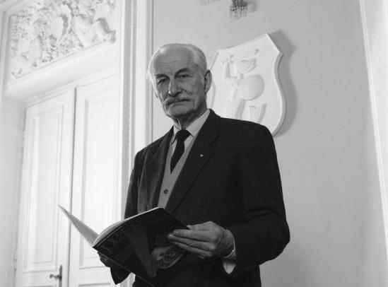Stanisław Wyganowski, pierwszy prezydent Warszawy w III RP Fot. PAP/Grzegorz Roginski