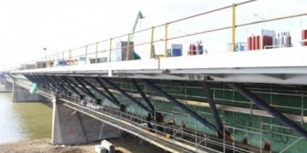 Przebudowa mostu Grota-Roweckiego na finiszu. W tym tygodniu przejdzie testy obciążeniowe