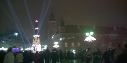 Rozbłysła świąteczna iluminacja! (WIDEO)