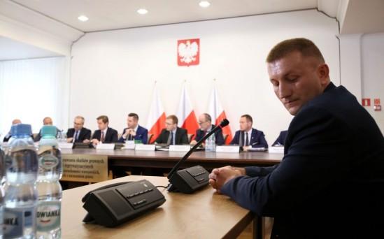 Były urzędnik warszawskiego ratusza, referent spraw Krzysztof Śledziewski Fot. PAP/Leszek Szymański