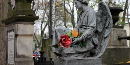 Tu pochowano warszawskiego śpiewaka i znanego gangstera