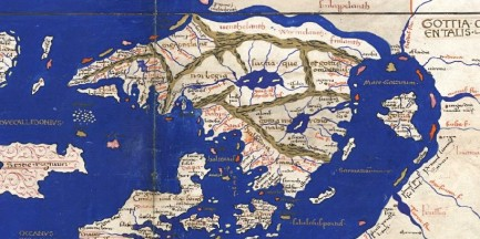 Za darmo: Mapy świata z XV wieku