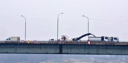 Most Łazienkowski przejezdny 31 października! Podpisano umowę z wykonawcą