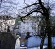 Szarytki zbudują biurowiec w przyklasztornym ogrodzie na Powiślu