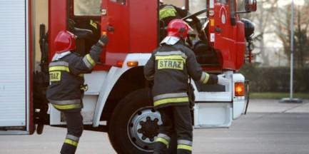 Rekordowa ilość pożarów na Mazowszu. Warszawa również w czołówce