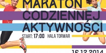 Za darmo: Maraton Codziennej Aktywności na Torwarze!