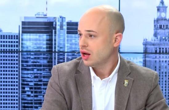 Jan Śpiewak z MJN. Fot. WP.pl