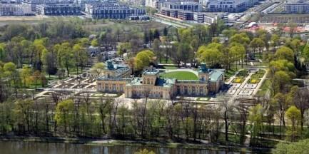 Pałac w Wilanowie zaprasza na Noc Muzeów