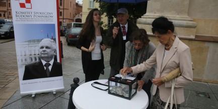 Ruszyła zbiórka pieniędzy na pomniki smoleńskie
