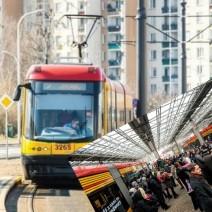 """""""Dwójką"""" na Nowodwory. Tłumy na otwarciu nowej linii tramwajowej"""