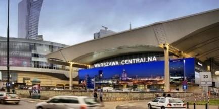 Kolejna kolizja z udziałem samochodu BOR? Incydent przy Dworcu Centralnym