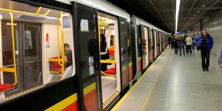 Chciał okraść pasażera w metrze. Interweniował maszynista