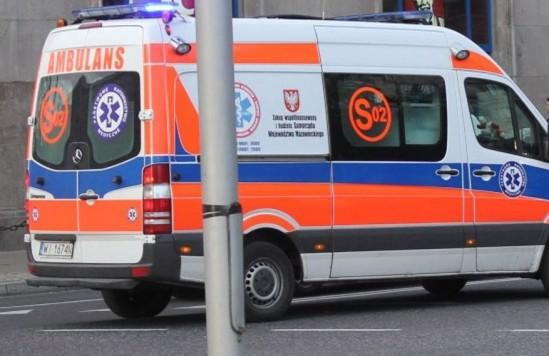 Do tragicznego zdarzenia doszło w nocy w soboty na niedzielę Fot. WawaLove.pl