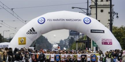 Już w niedzielę Maraton Warszawski