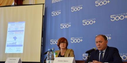 Rodzina 500+. Na Mazowszu wypłacono już ponad 350 milionów złotych