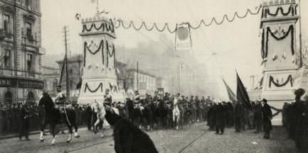 Marsz oraz widowisko historyczne w 100. rocznicę wkroczenia Legionów do Warszawy