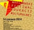W sobotę Warszawski Festiwal Edukacji Kulturalnej