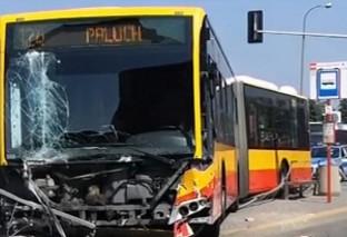 Autobus śmiertelnie potrącił starszą kobietę