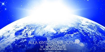 Muzyka, światło i obraz w kosmicznej oprawie. Koncert na SGGW