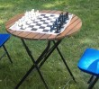Warcaby, szachy, a nawet bule. Praga zaprasza seniorów do parku