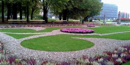Ponad 17. tys. kwiatów upiększy stolicę