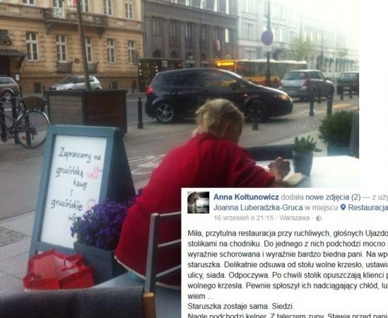Fot. Witold Kołodziejski / Facebook (Anna Kołtunowicz) / dostęp publiczny