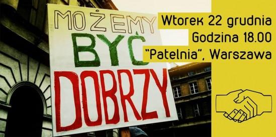 """Wiec antyrasistowski na """"patelni"""". """"Nie pozwolimy by wydarzenia pozostały bez reakcji"""""""