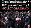 Kolejna antyimigrancka manifestacja w Warszawie