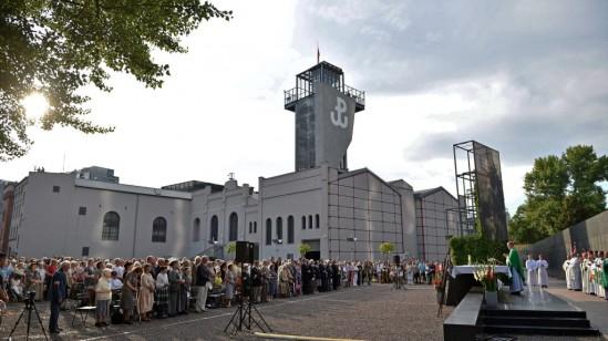 Muzeum Powstania Warszawskiego. Fot. Jacek Turczyk/PAP