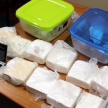 Kokaina, marihuana i psychotropy. 6 kg narkotyków przejętych przez policję