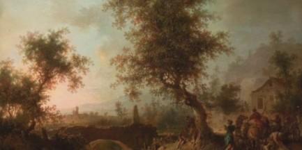 Skradziony przez Niemców obraz wraca do Muzeum Narodowego w Warszawie