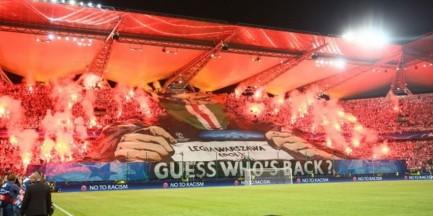 Jest decyzja UEFA: mecz Legii Warszawa z Realem Madryt bez udziału publiczności