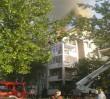 Pożar we Włochach: Policja zatrzymała 61-latka