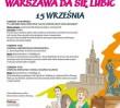 """Za darmo: Finał projektu """"Warszawa da się lubić"""""""