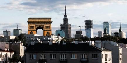 """""""Łuk Triumfalny w Warszawie będzie wyższy od paryskiego"""""""