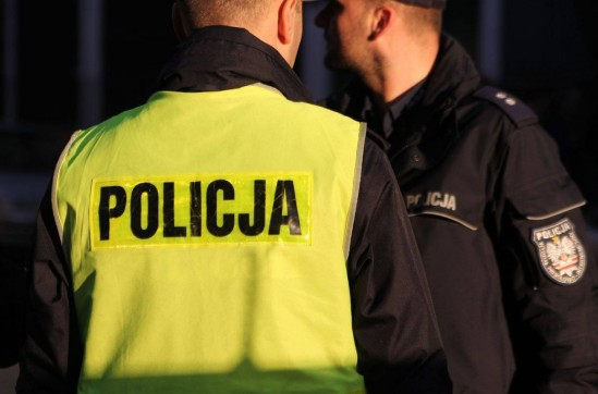 Na miejscu zdarzenia pracowała policja i prokurator. Fot. WawaLove.pl