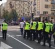 W stolicy odbyła się kontrmanifestacja. Uczestniczyły w niej 4 osoby