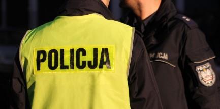 Strzały w Konstancinie-Jeziornie. Dwóch policjantów rannych