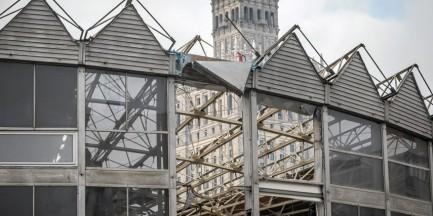 Trwa rozbiórka Rotundy. Symbol Warszawy znika z centrum [GALERIA]