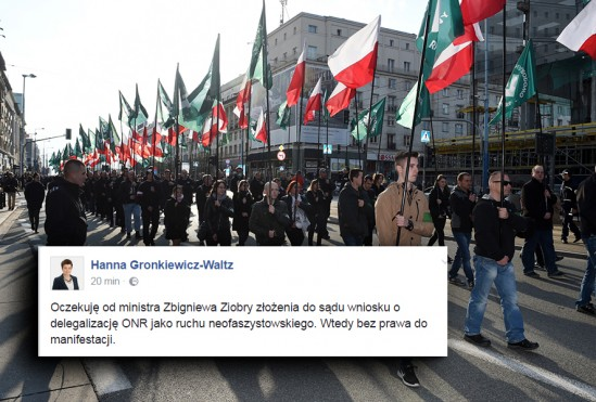 Fot. PAP/Radek Pietruszka/Facebook