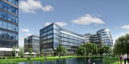 Powstaje nowy, potężny kompleks biurowy (zdjęcia)