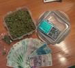 Narkotyki trzymał w biurku. Obywatel Ukrainy zatrzymany przez policję