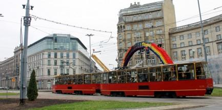"""Przeniosą """"Tęczę"""" z Warszawy do Gdańska?"""