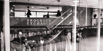 Nowe miejsce: Brooklyn Exchange New & Recycled Fashion