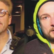 Policja szuka tych dwóch mężczyzn. Protestowali przed Sejmem 16 grudnia